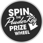 Spin the PowderKeg Prize Wheel Token