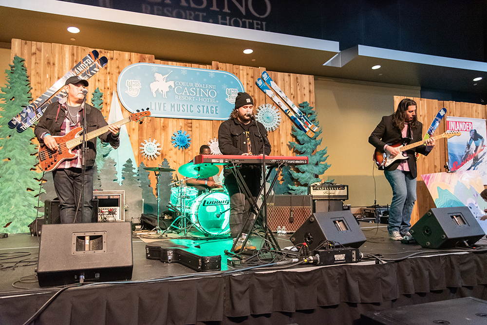 Blake Braley at Snowlander 2018 - Erick Doxey for The Pacific No